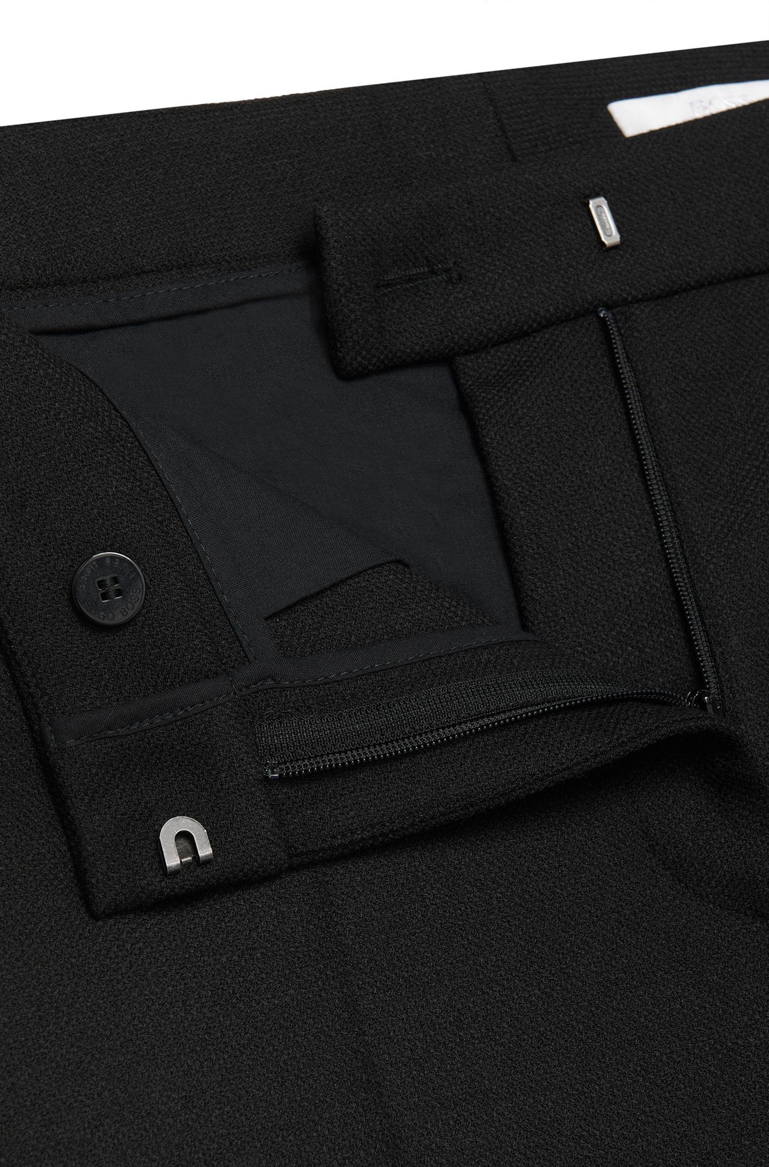 Pantalon à plis marqués Regular Fit: «Acnes10»