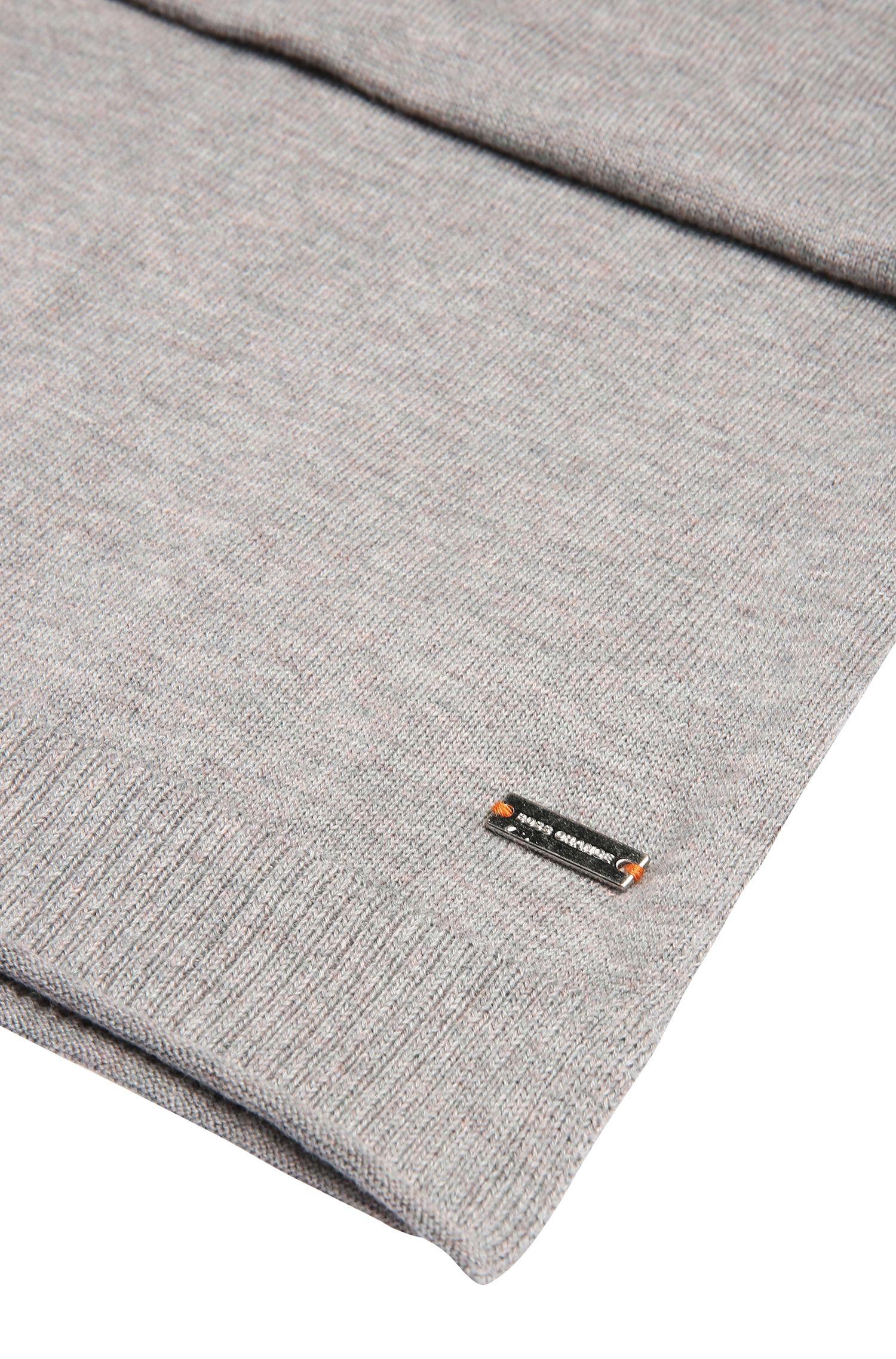 Strickschal aus Baumwolle: ´Kapono`