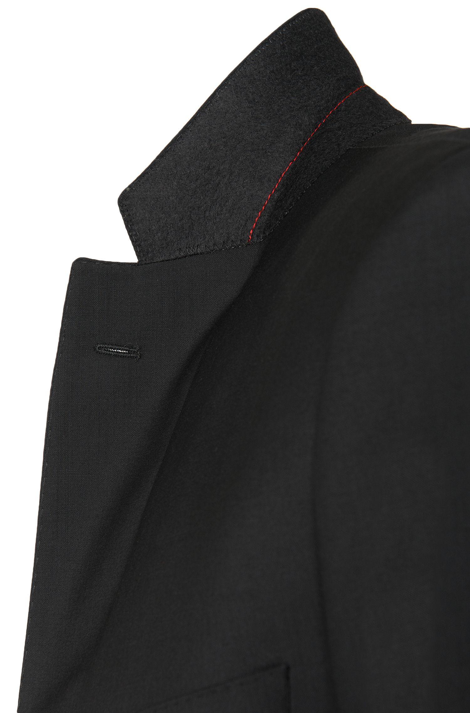 Regular-Fit Anzug aus Schurwolle: 'C-Pasini/C-Movie'