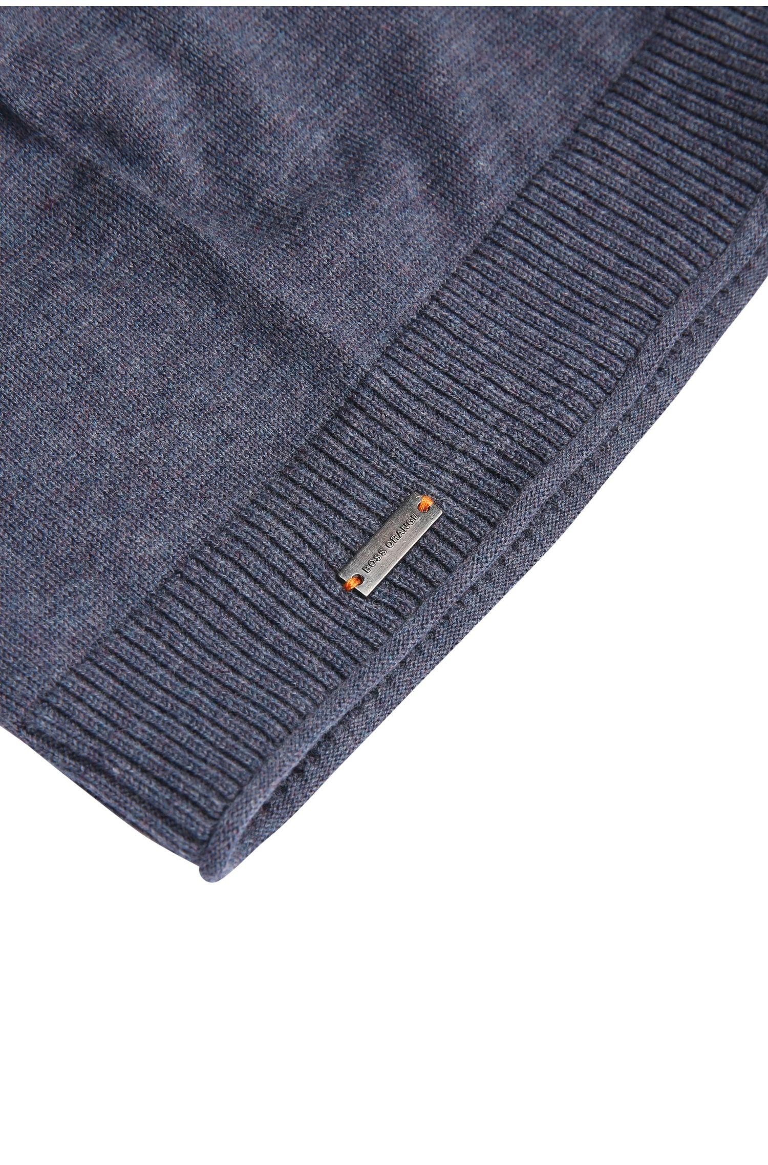 Bonnet en maille de coton: «Kapino»