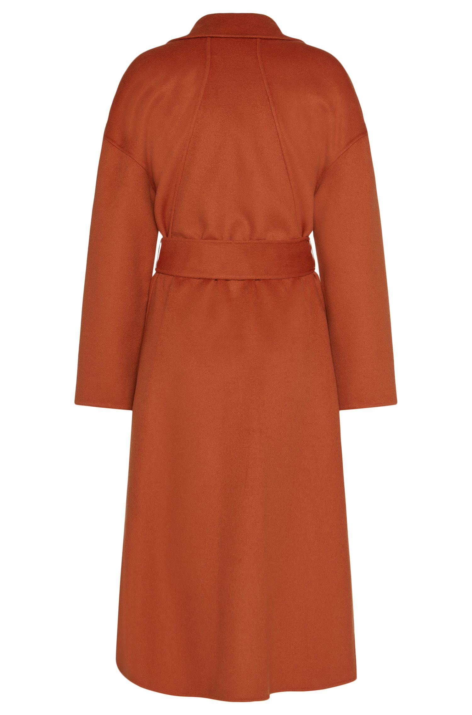 Manteau Runway Edition en laine mélangée à du cachemire: «FS_Cudrape»
