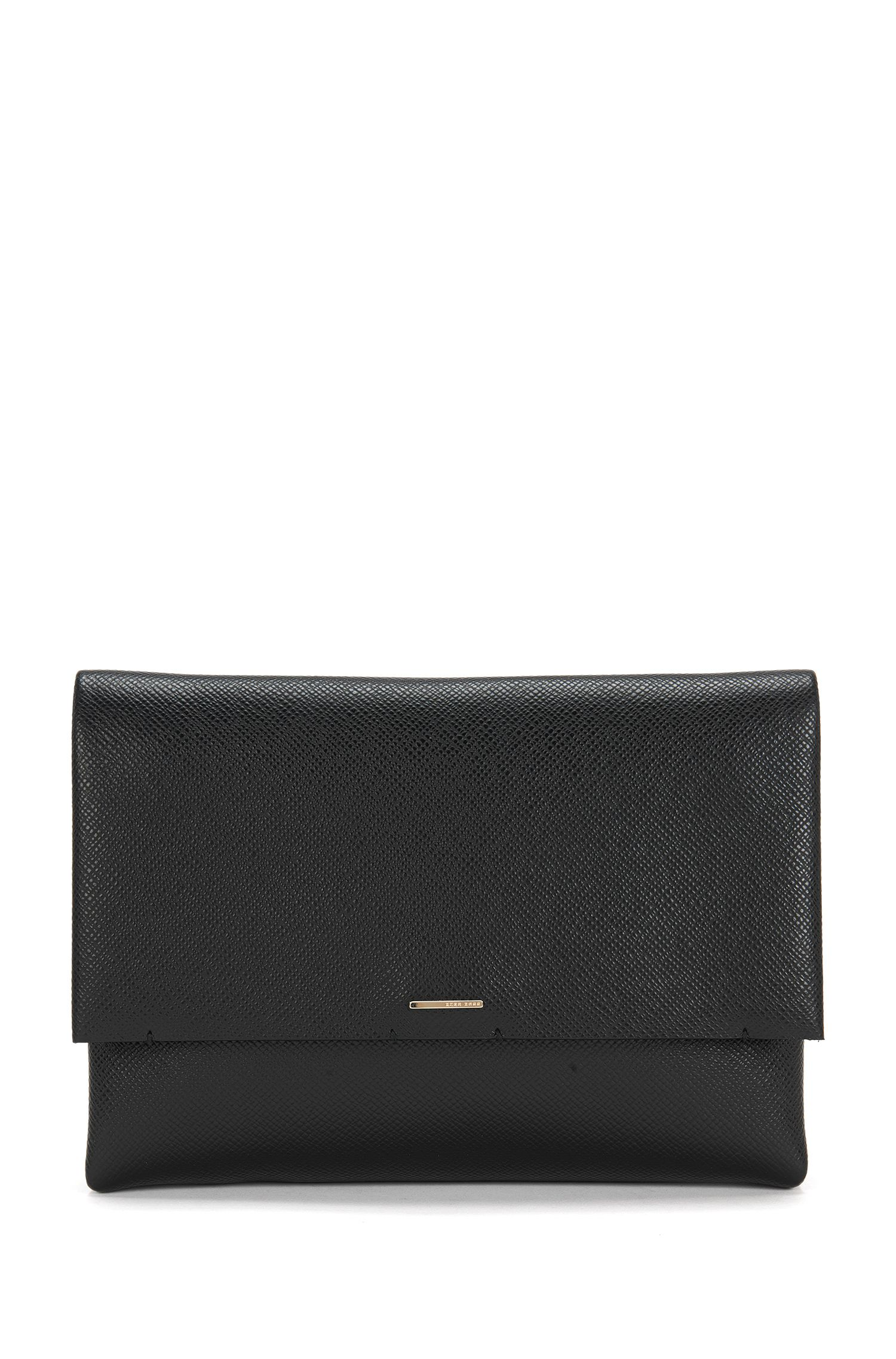 Leather handbag with detachable shoulder strap: 'Luxury S. Mini FPA'