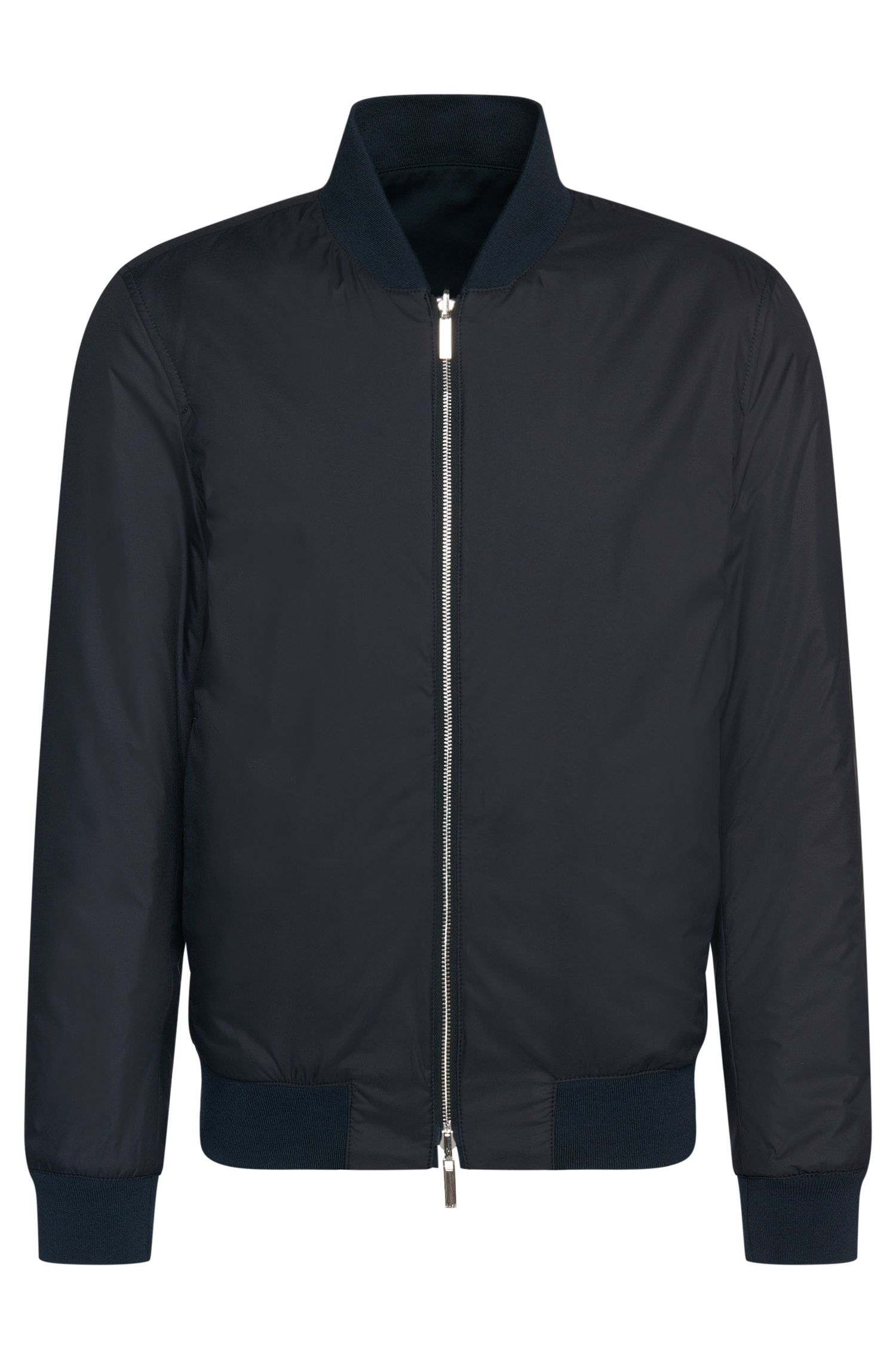 Reversible bomber-style jacket: 'Coram-WS'