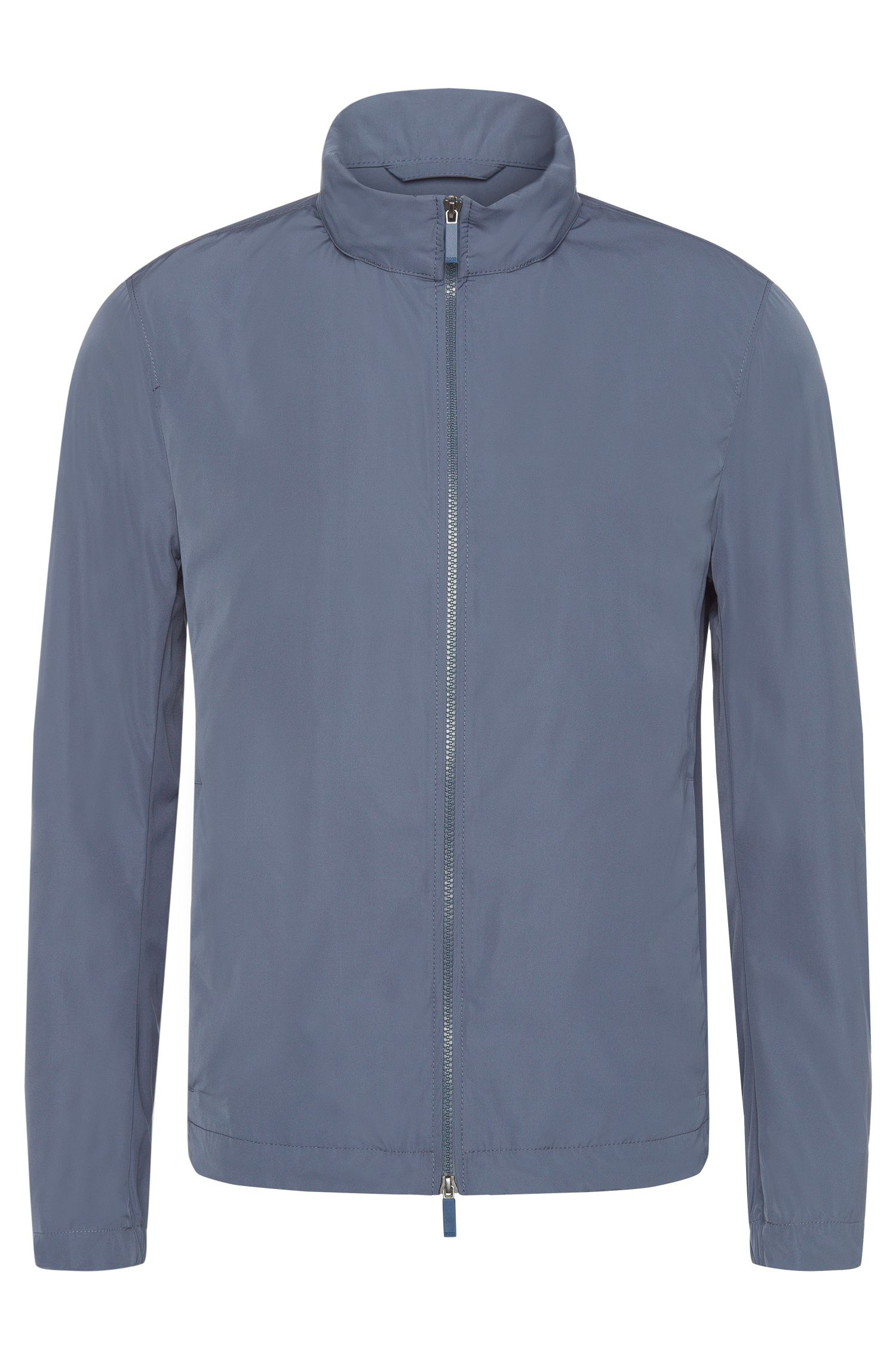 Waterafstotende jas met geïntegreerde capuchon: 'Carpio1'