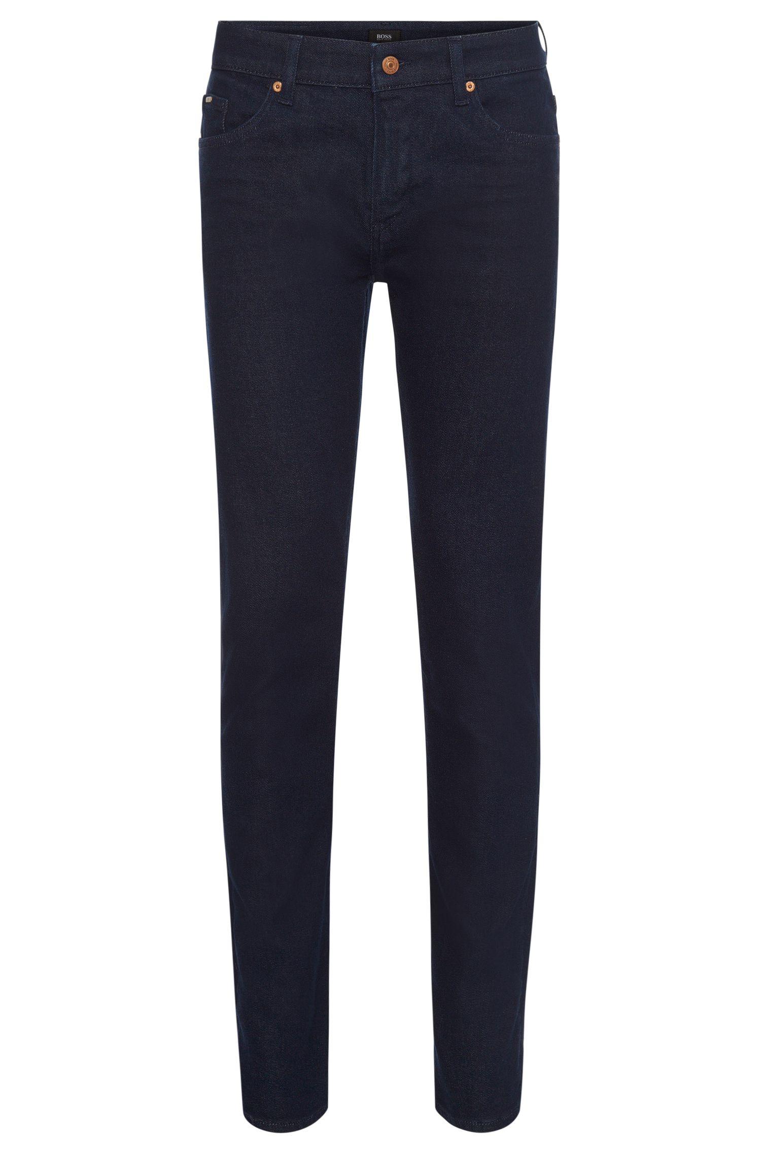 Slim-Fit Jeans aus elastischem Baumwoll-Mix: 'Delaware3-1'