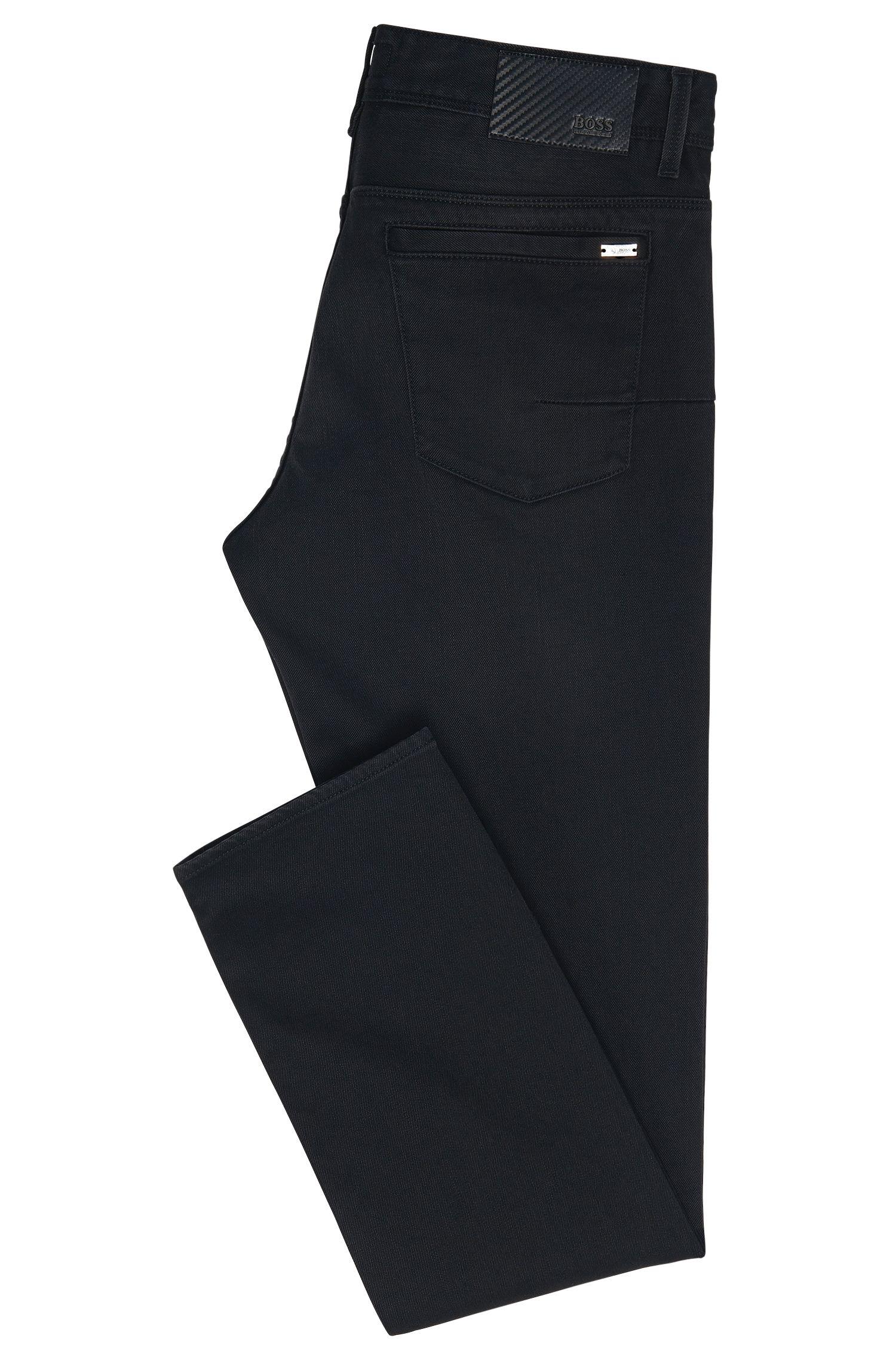 Slim-Fit Jeans aus Stretch-Baumwolle: 'Delaware5-1-MB' aus der Mercedes-Benz-Kollektion