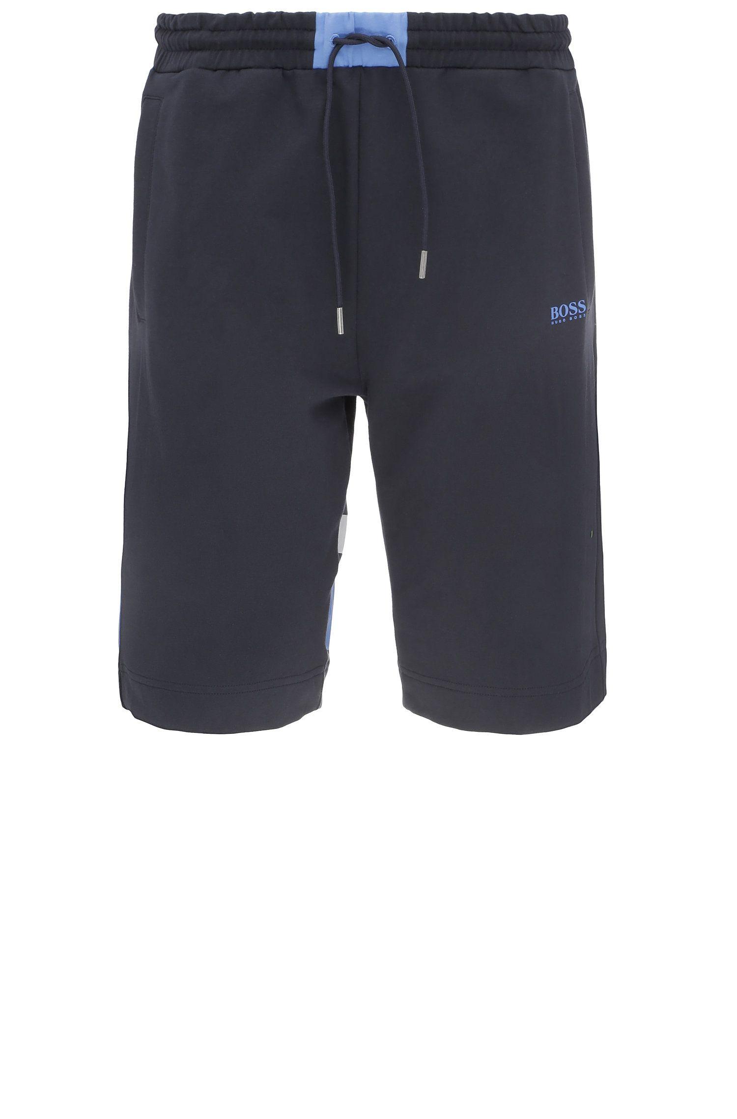 Regular-Fit Shorts aus Baumwolle mit Elasthan-Anteil: ´Headlo 1`