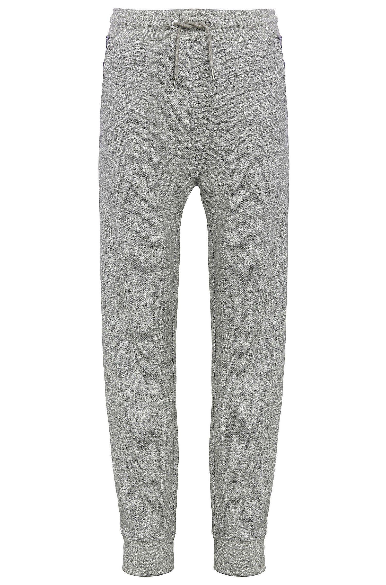 Pantalon sweat Regular Fit en coton: «Shines»
