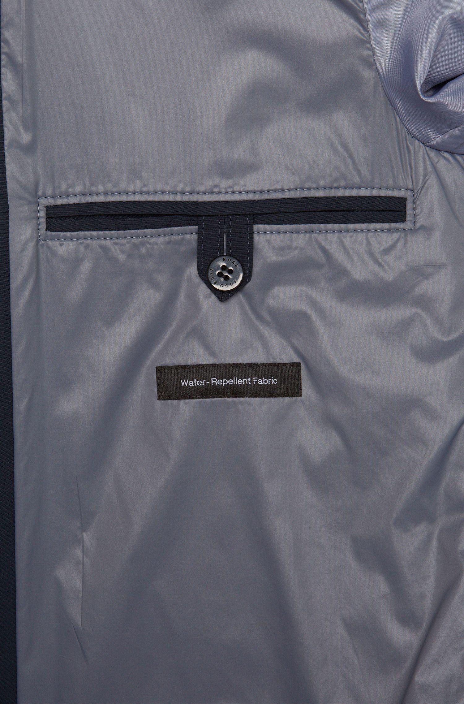 Wasserabweisende Jacke mit Stehkragen: 'Calmar1'
