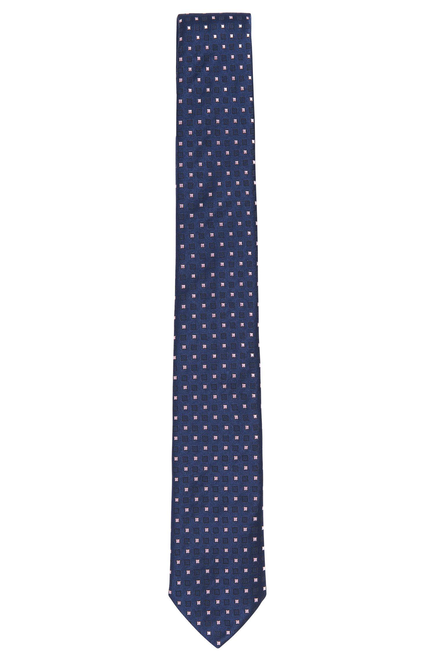 Cravatta in seta a disegni: 'Tie 6cm'