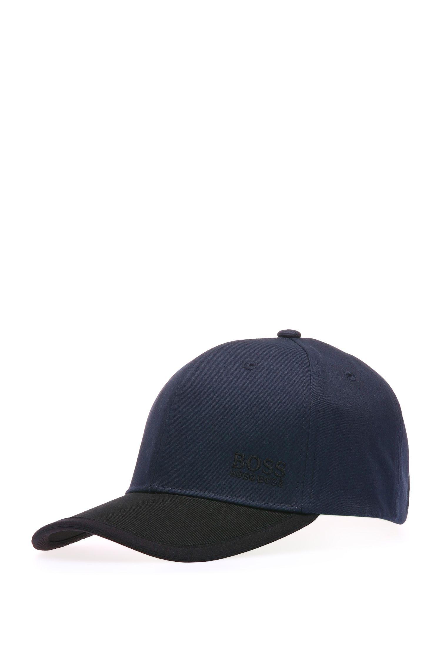 2-tone cap in cotton: 'Cap-14'