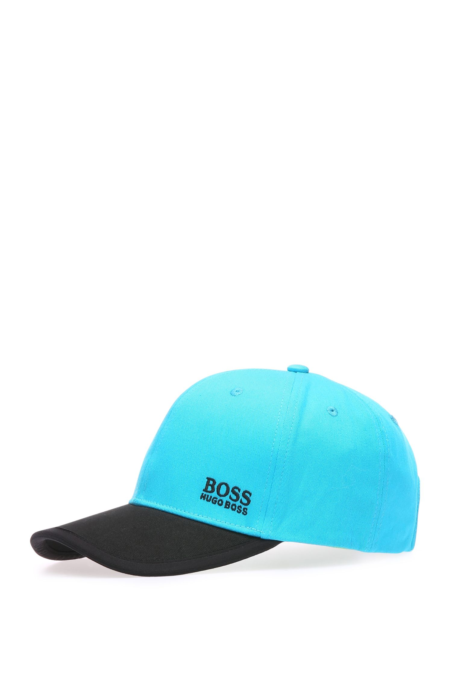 2-tone cap in cotton: 'Cap-14'