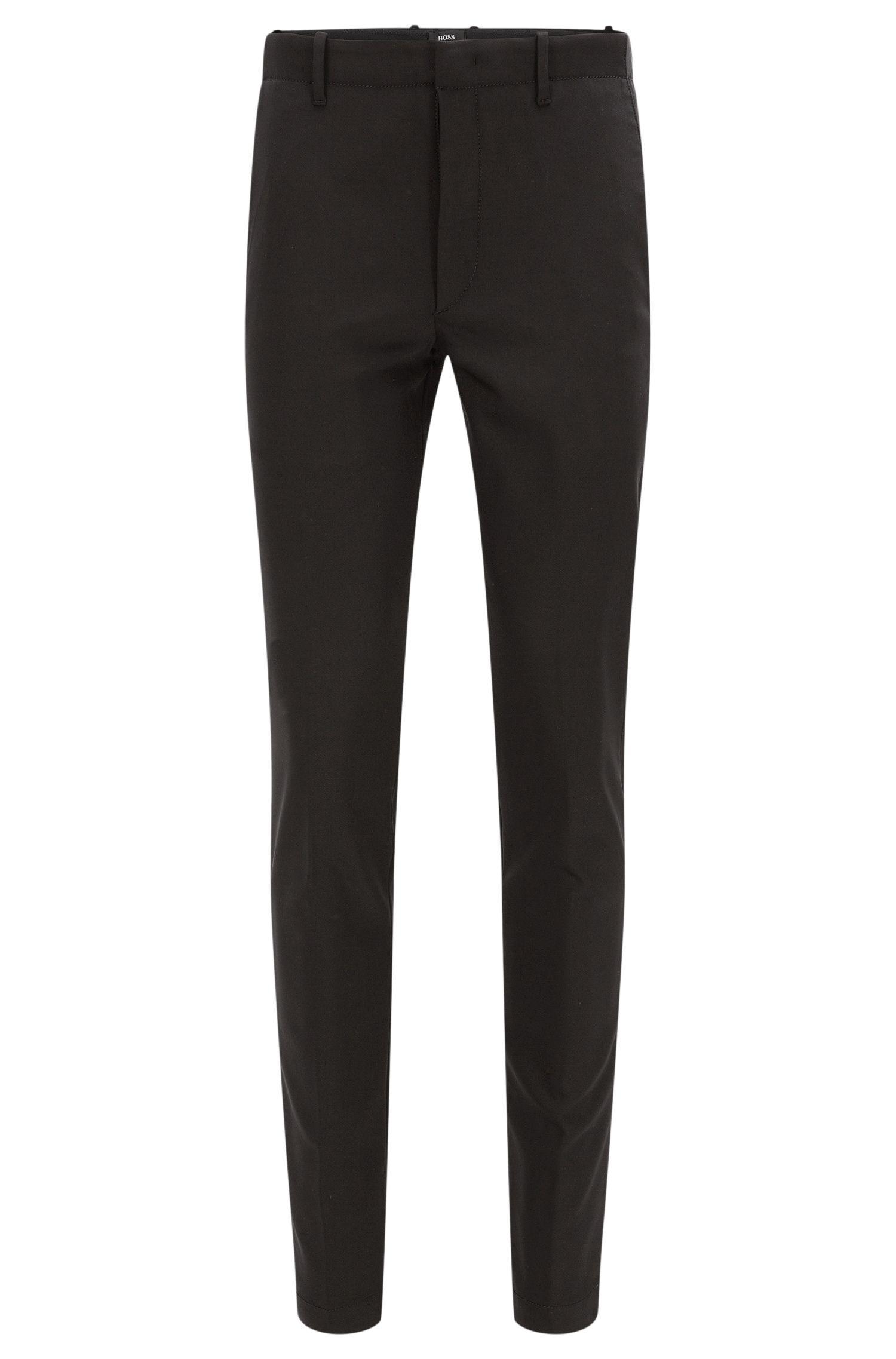 Slim-Fit Hose aus elastischem Baumwoll-Mix: 'Kaito3-MB2-W' aus der Mercedes-Benz-Kollektion
