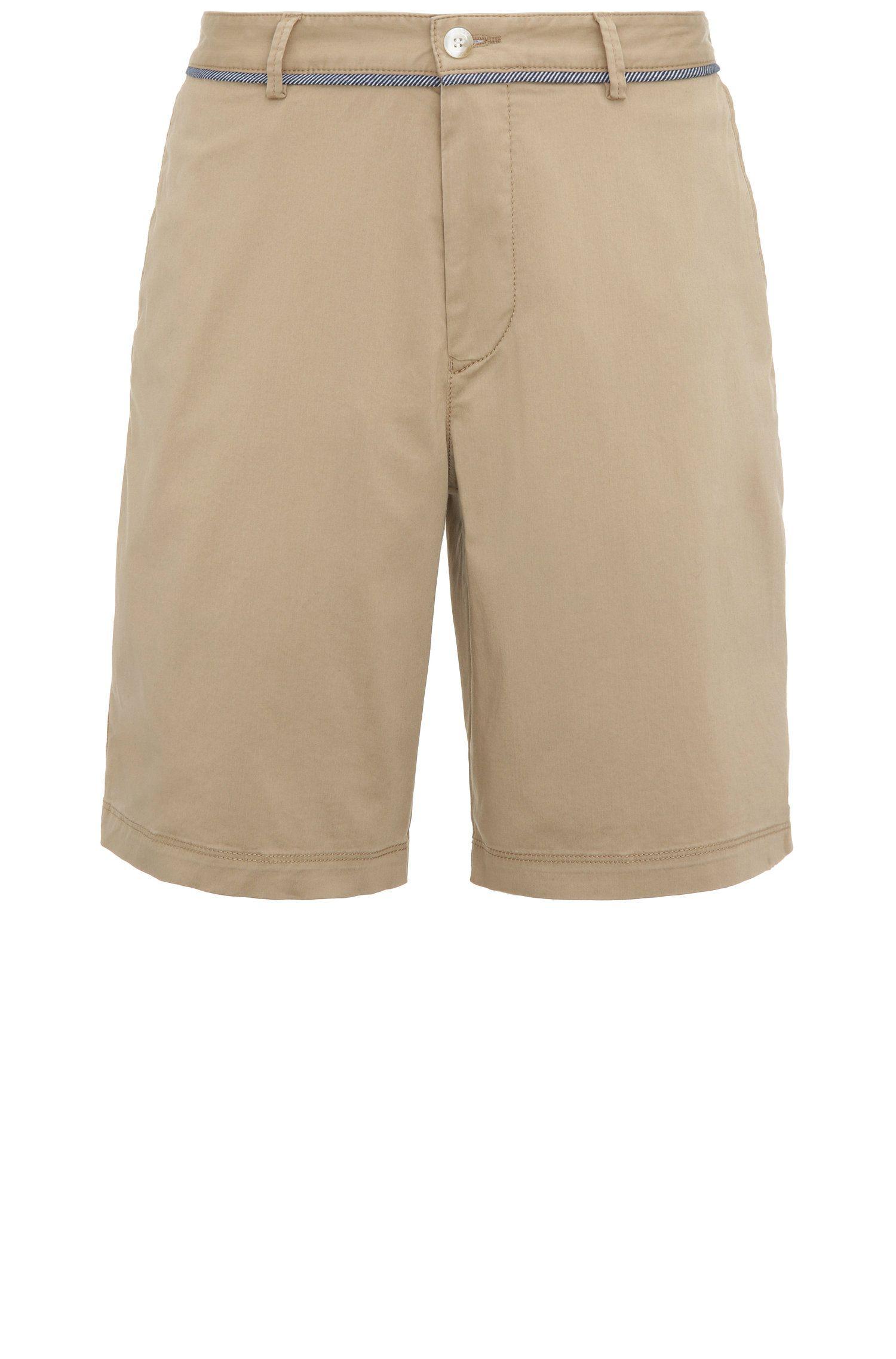 Shorts en mezcla de algodón con elastano: 'C-Clyde2-14-W'