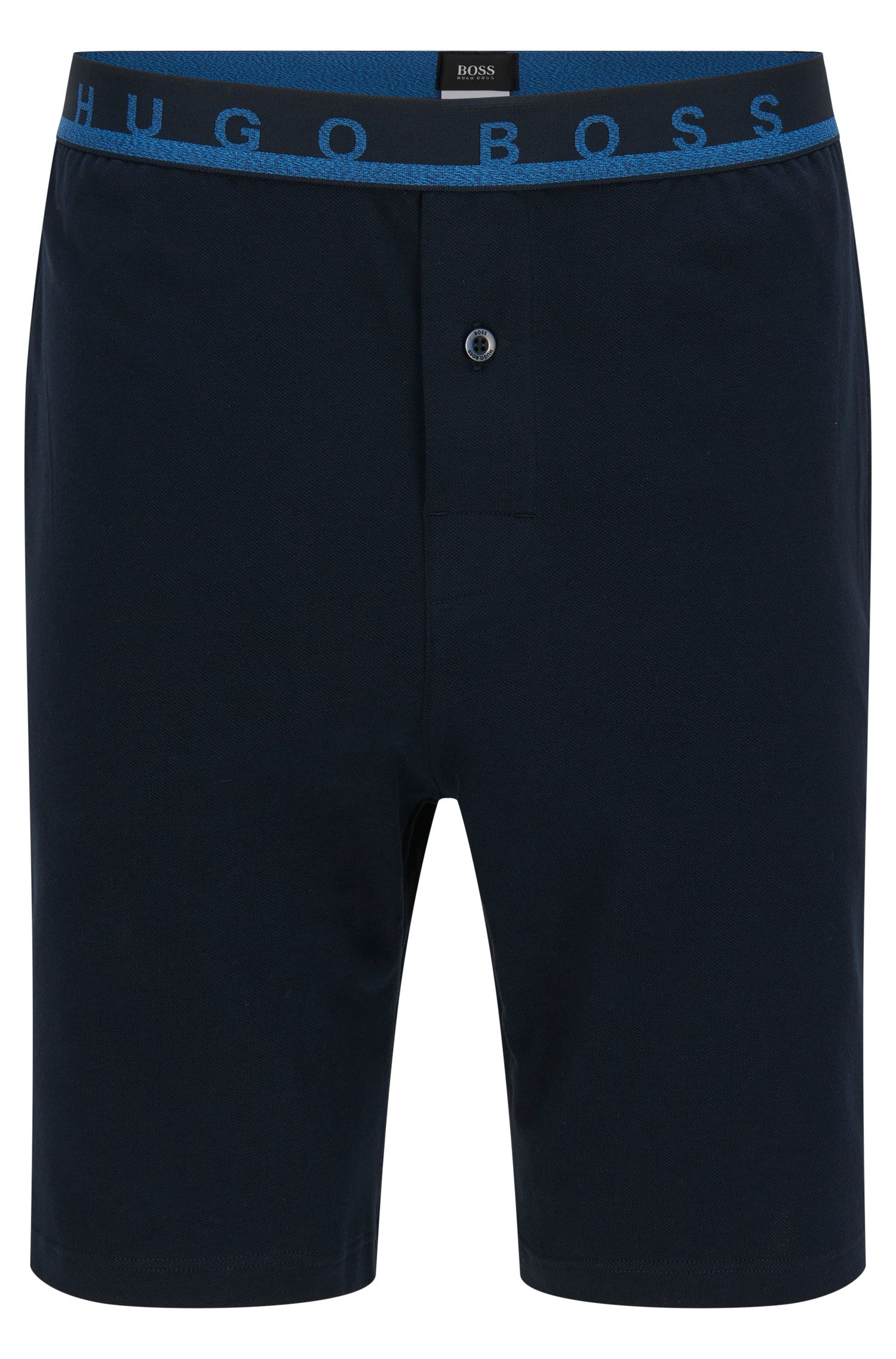 Shorts in stretch cotton with an elastic waistband: 'Short Pant EW'