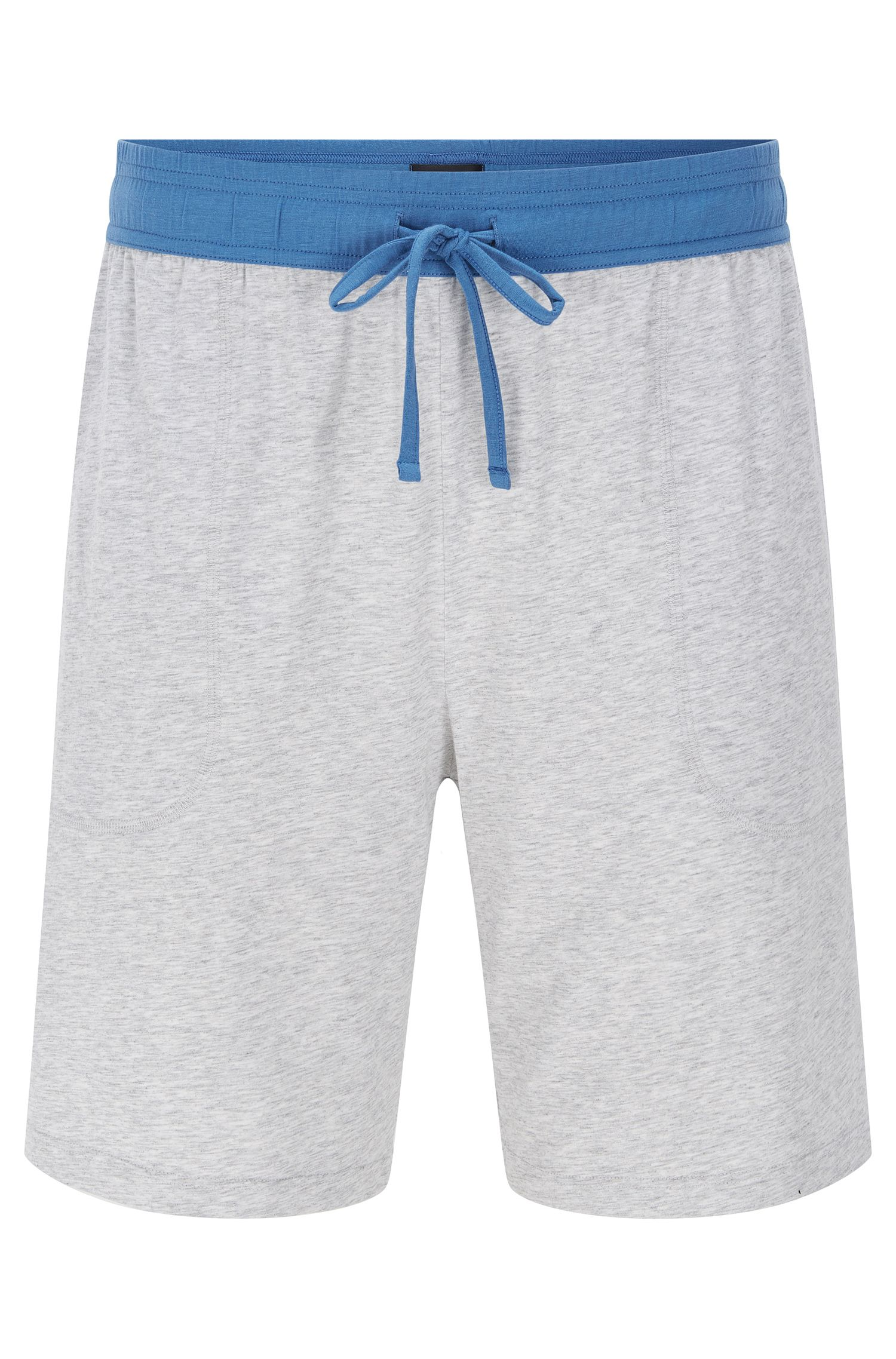 Pantalón corto de pijama en mezcla de algodón elástico con modal: 'Short Pant CW'