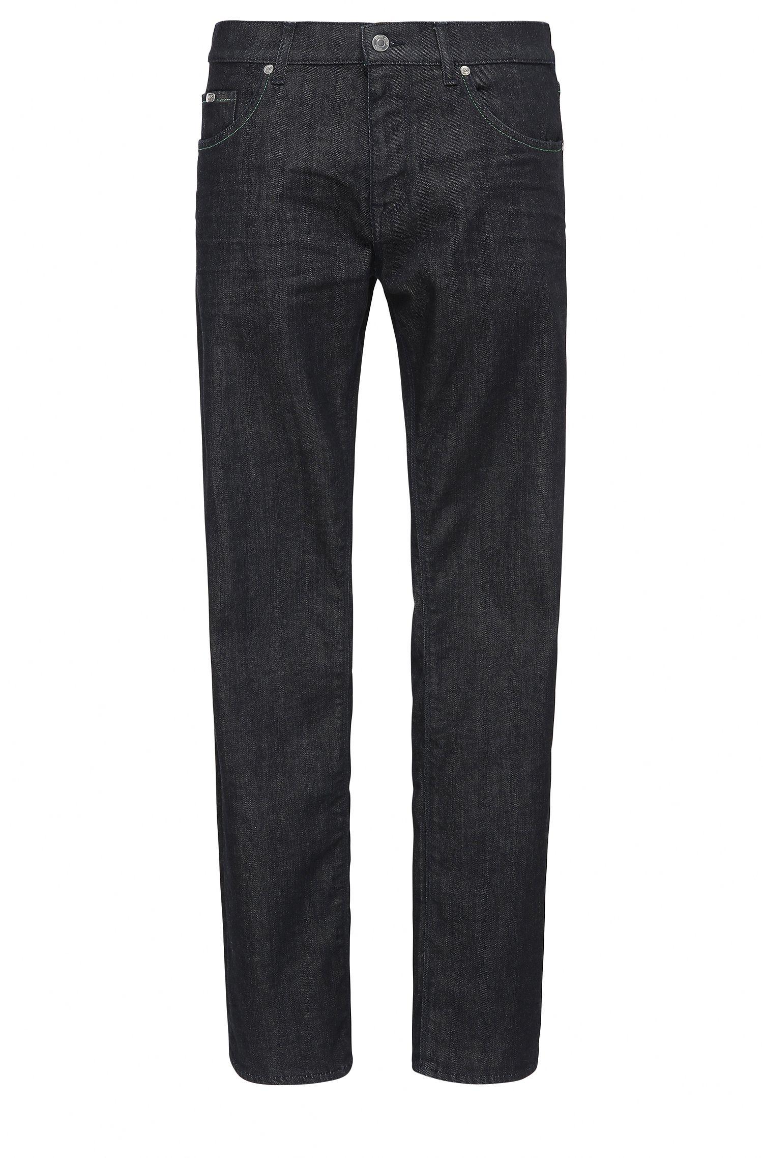 Jeans Regular Fit en coton stretch: «C-MAINE1»
