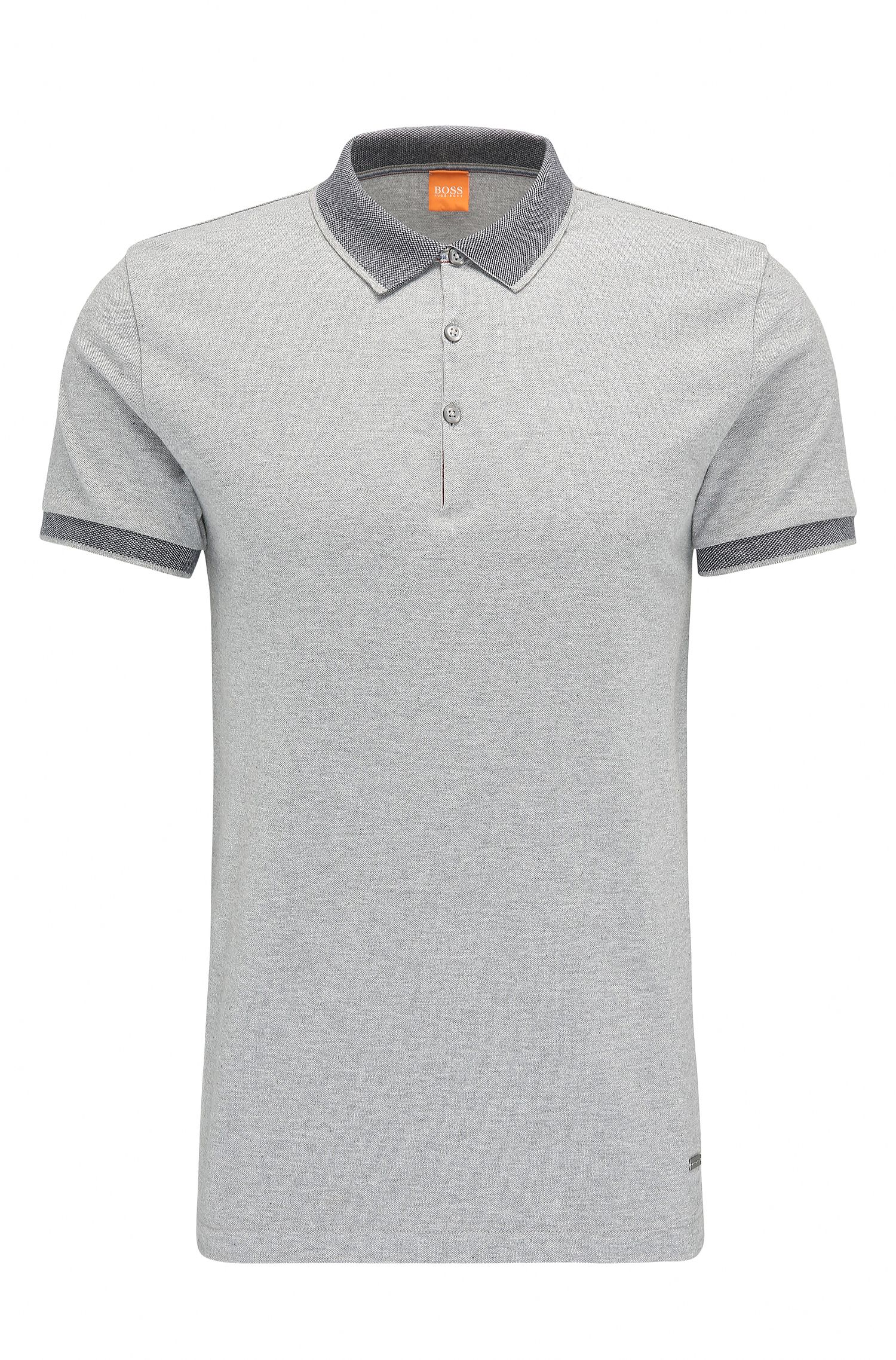 Regular-Fit Poloshirt aus Baumwolle: ´Pejo 1`