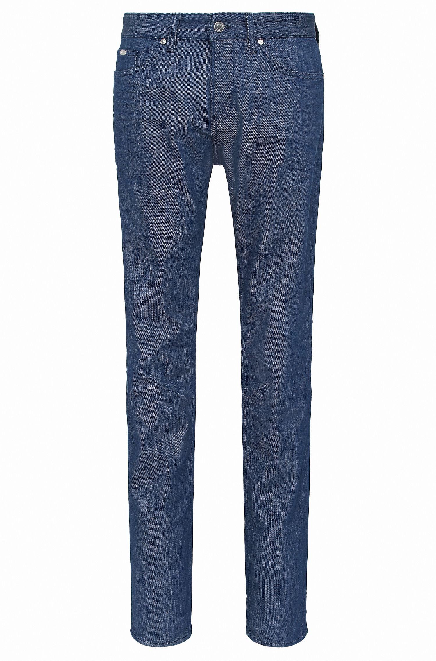 Slim-Fit Jeans aus elastischer Baumwolle: ´C-DELAWARE1`