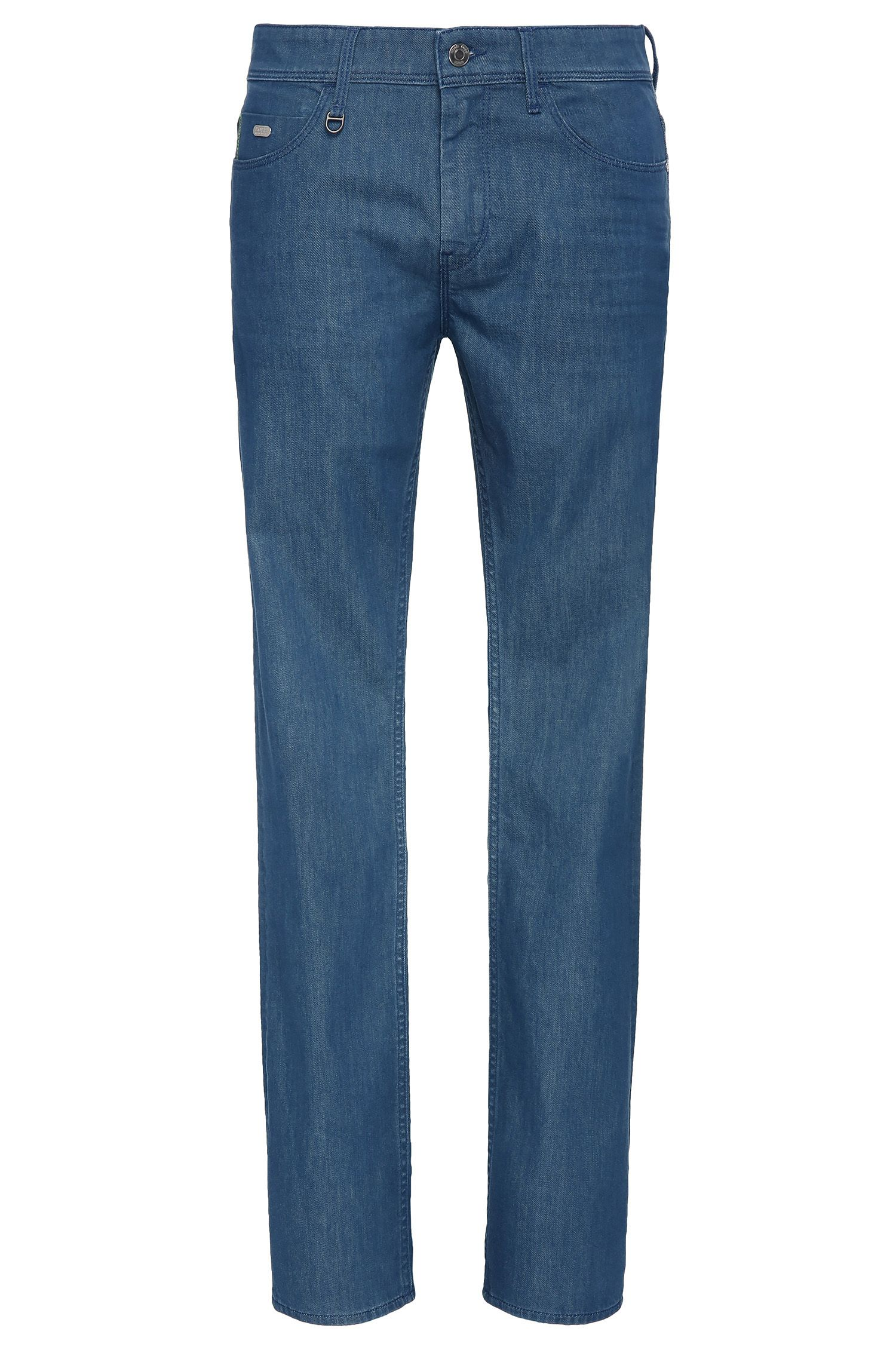Slim-fit jeans in stretch cotton: 'Drake2'