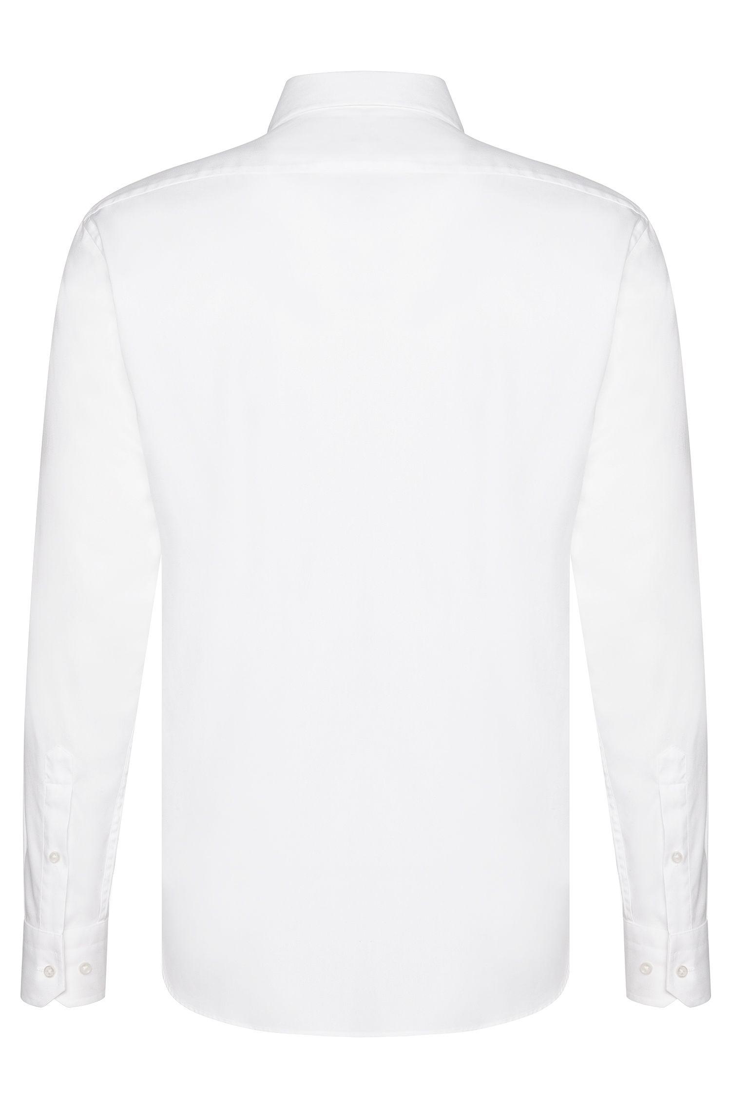 Regular-Fit Travel Line Hemd aus Baumwolle: 'Gordon'
