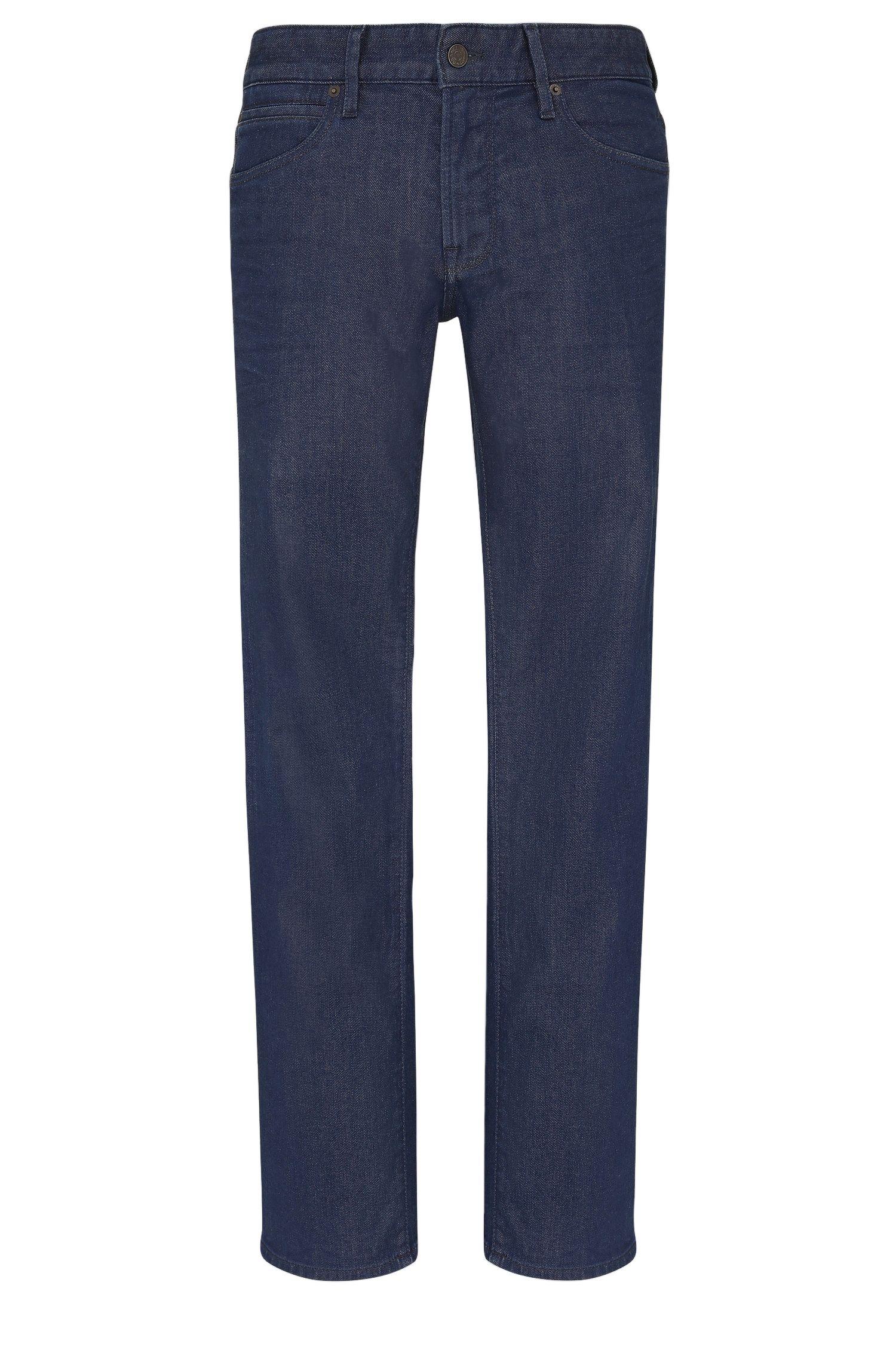 Regular-fit jeans in stretch cotton: 'Orange24 Barcelona'