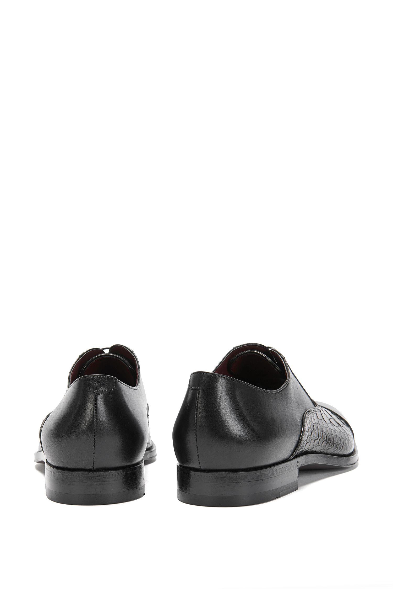 Tailored Schnürschuhe aus Leder: 'T-Legend_Oxfr_exct'