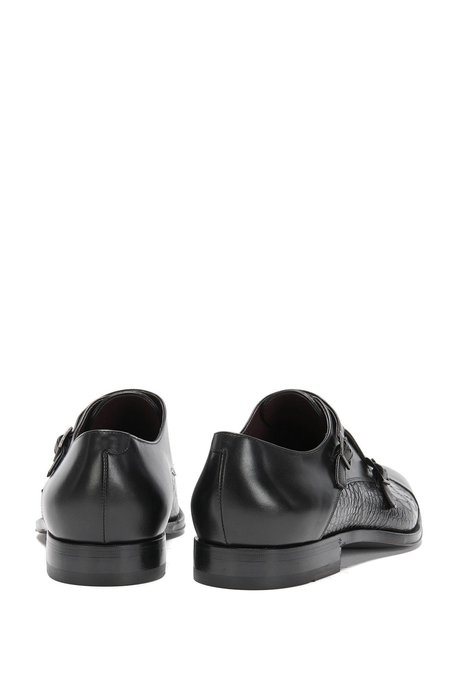 Tailored Double Monks aus Leder-Mix: 'T-Legend_Monk_exct'