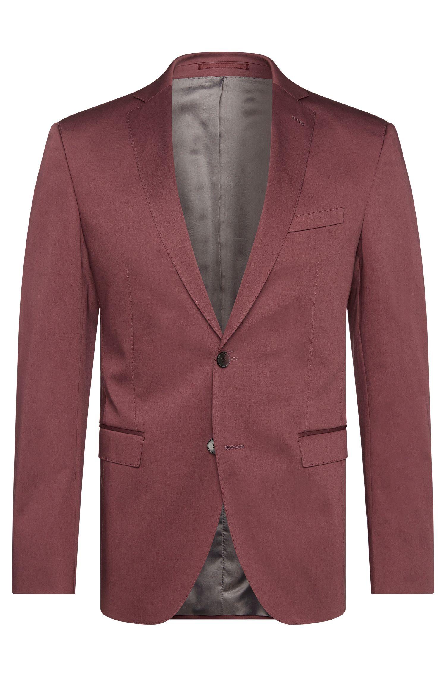 Costume Extra Slim Fit en coton extensible: «Reyno3/Wave1»