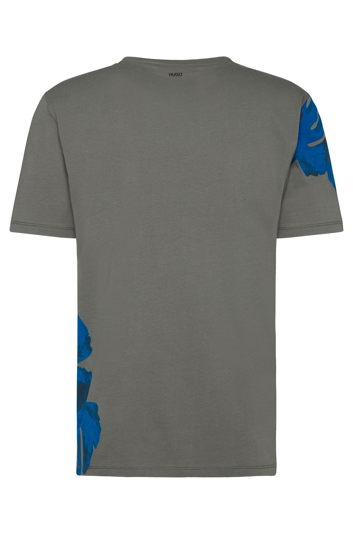 Relaxed-Fit T-Shirt aus Baumwolle: 'Deves'