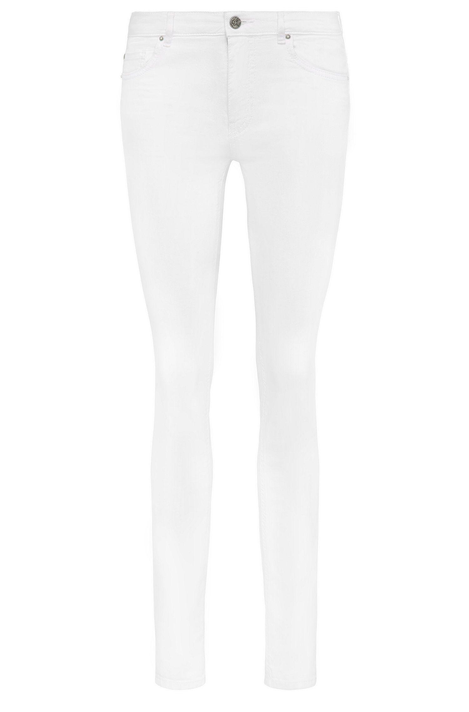 Slim-Fit Jeans aus Baumwolle mit Elasthan: ´Orange J20 Liége`