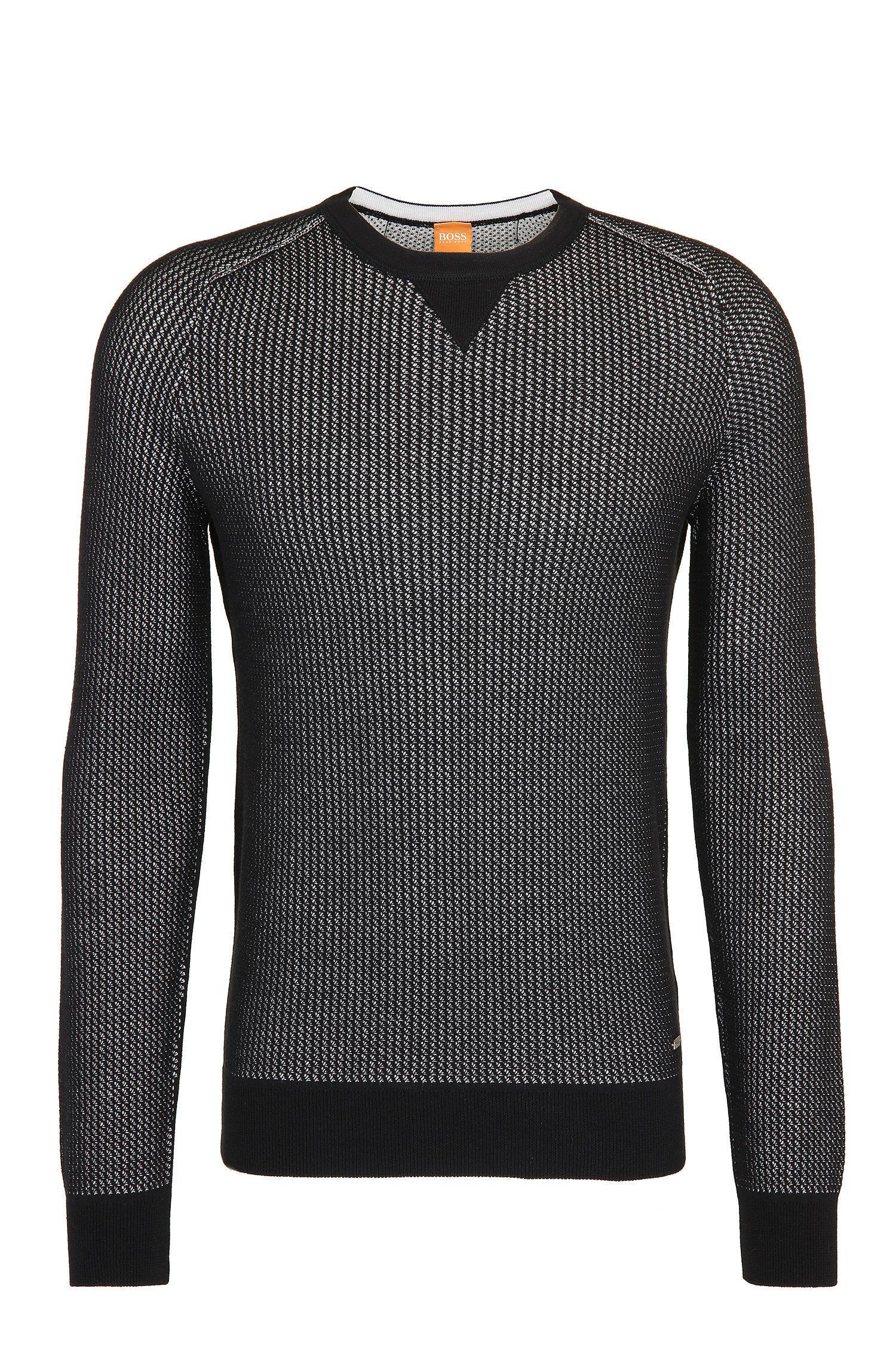 Pullover in maglia in cotone: 'Kawanan'