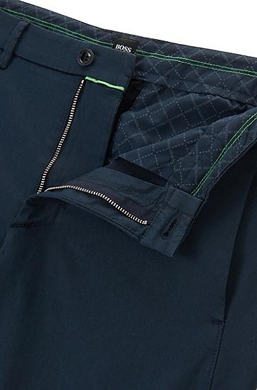 男士商务休闲西装裤长裤,  410_海军蓝色
