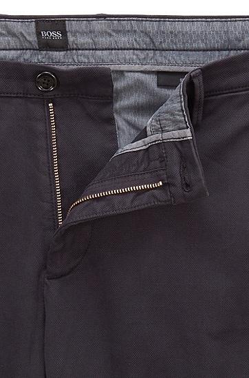 修身版意大利弹力棉帆布斜纹棉布裤,  480_淡蓝色
