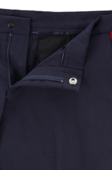 新款男士西裤,  410_海军蓝色