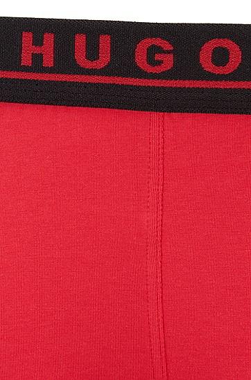 男士时尚休闲内裤3双装,  989_多色
