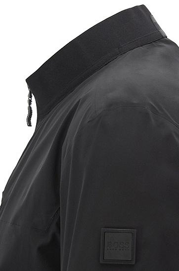 男士夹克外套,  001_黑色