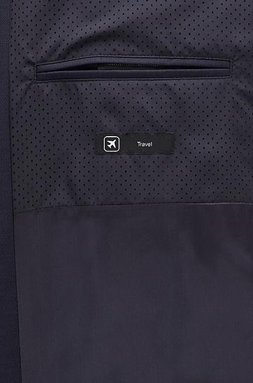 男士商务休闲常规版羊毛外套,  480_淡蓝色