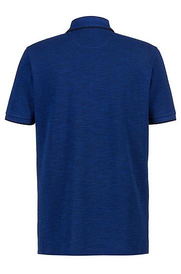 男士休闲短袖POLO衫,  405_暗蓝色