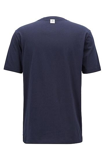 柏林城市印花Formula E T恤,  480_淡蓝色