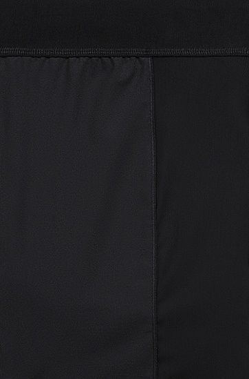女士内搭短裤,  001_黑色