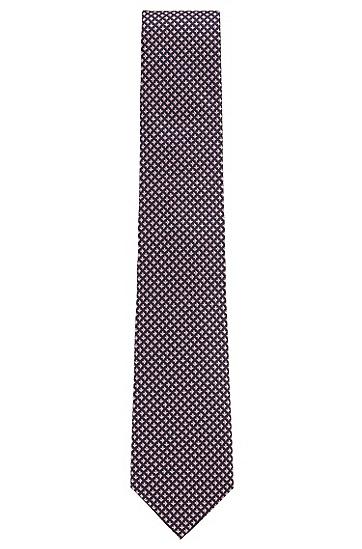 男士商务休闲桑蚕丝领带,  480_淡蓝色