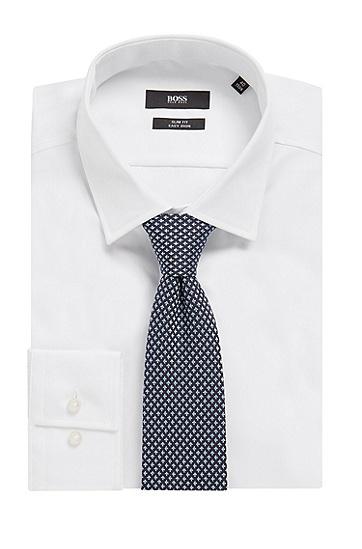 男士商务休闲桑蚕丝领带,  481_淡蓝色