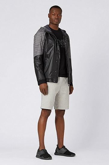 男士休闲时尚运动鞋,  001_黑色