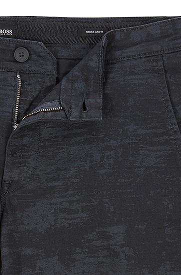 男款时尚休闲短裤五分裤,  001_黑色