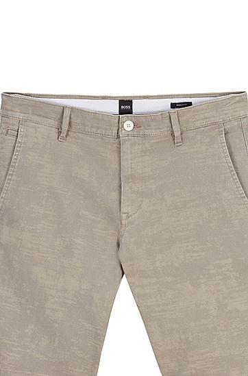 男款时尚休闲短裤五分裤,  271_浅米色