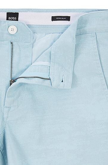 男款时尚休闲短裤五分裤,  456_浅蓝色