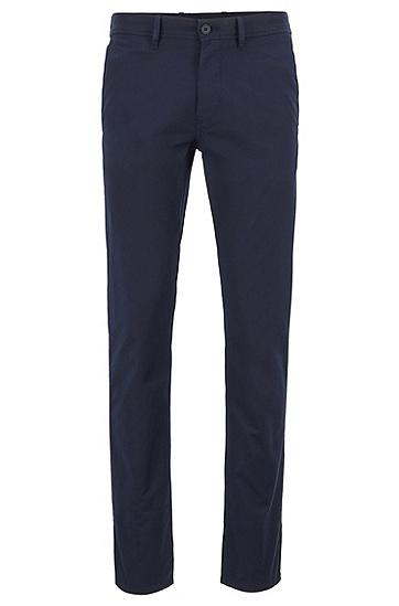 男款深蓝色时尚休闲裤长裤,  404_暗蓝色