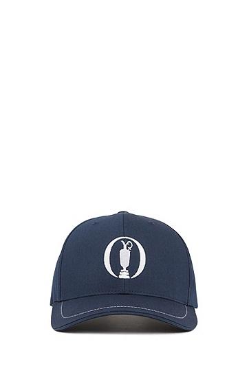 男士休闲棒球帽,  410_海军蓝色