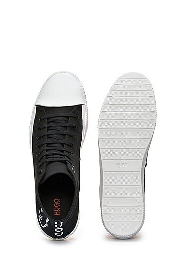 男士时尚休闲鞋,  001_黑色